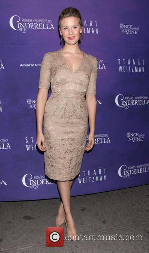 Maggie Grace - Premiere of 'Cinderella' at the Broadway Theatre - Arrivals - New York City, NY, United States -...