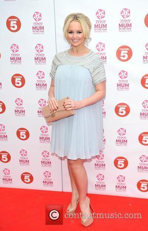 Jennifer Ellison - Tesco Mum of the Year Awards held at the Savoy - Arrivals - London, United Kingdom -...