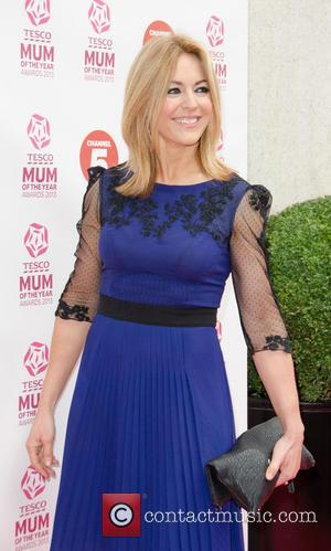 Helen Fospero - Tesco Mum of the Year Awards held at the Savoy - Arrivals - London, United Kingdom -...