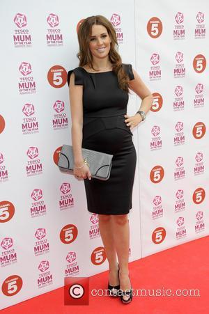 Danielle Lloyd - Tesco Mum of the Year Awards held at the Savoy - Arrivals - London, England, United Kingdom...