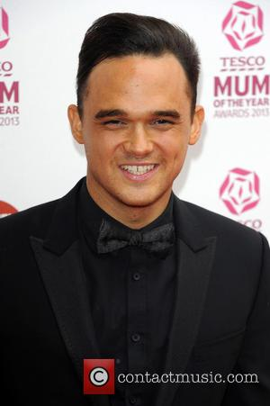 Gareth Gates - Tesco Mum of the Year Awards held at the Savoy - Arrivals - London, England, United Kingdom...