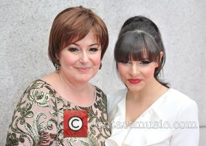 Roxanne Pallett and guest - Tesco Mum of the Year Awards held at the Savoy - Arrivals - London, United...