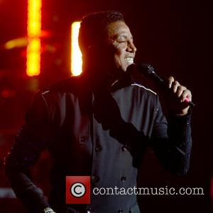 Jermaine Jackson - The Jacksons perform live in concert at the Hammersmith Apollo - London, United Kingdom - Sunday 3rd...