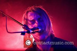 Tom Odell - British singer-songwriter Tom Odell performs a headlinging gig at King Tut's Wah Wah Hut - Glasgow, Scotland,...