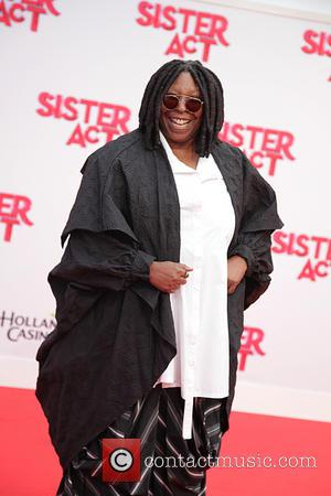 Whoopi Goldberg - Whoopi Goldberg attends the premiere of the musical 'Sister Act' at the  AFAS Circus Theater -...