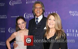 Laura Osnes, Tommy Tune and Victoria Clark