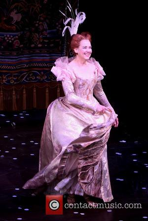 Harriet Harris - Curtain call for the premiere of 'Cinderella' at the Broadway - New York City, NY, United States...