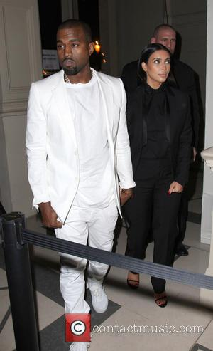 Kanye West - Diesel+Edun's launch Party