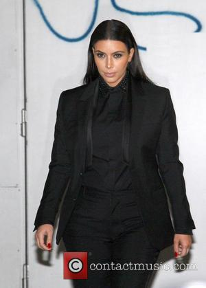 Kim Kardashian Suffers Health Scare - Report