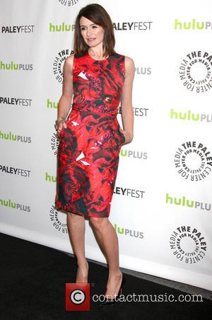 Emily Mortimer - The Paley Center For Media's PaleyFest 2013 honoring 'Newsroom' at The Saban Theater - Arrivals - Los...