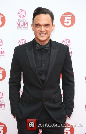 Gareth Gates - Tesco Mum of the Year Awards 2013 held at the Savoy - Arrivals - London, United Kingdom...