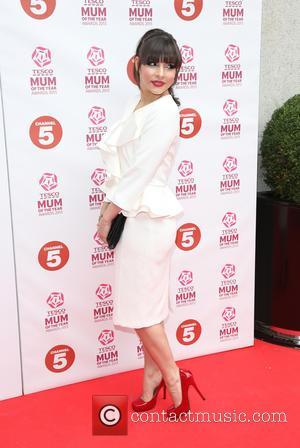 Roxanne Pallett - Tesco Mum of the Year Awards 2013 held at the Savoy - Arrivals - London, United Kingdom...
