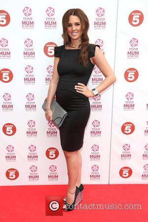 Danielle Lloyd aka Danielle O'Hara - Tesco Mum of the Year Awards 2013 held at the Savoy - Arrivals -...
