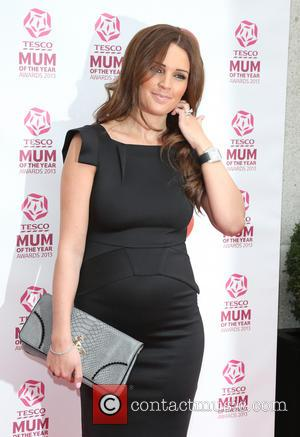 Danielle Lloyd aka Danielle O'Hara - Tesco Mum of the Year Awards 2013 held at the Savoy - Arrivals -...