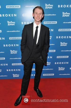 Robert Emms - 'Broken' UK film premiere held at the Hackney Picturehouse - Arrivals - London, United Kingdom - Monday...