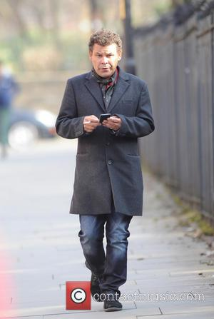 Craig Charles - Coronation Street cast arrive at the Granada studios - Manchester, United Kingdom - Monday 4th March 2013