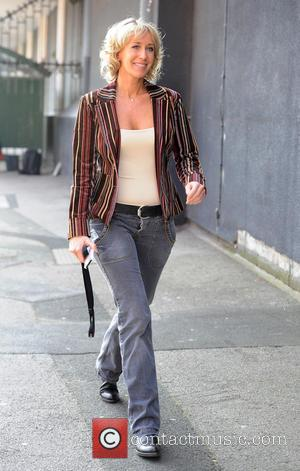 Emma Jesson - Coronation Street cast arrive at the Granada studios - Manchester, United Kingdom - Monday 4th March 2013