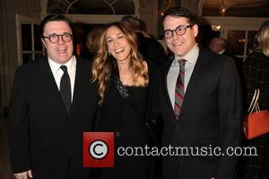 Nathan Lane, Sarah Jessica Parker and Matthew Broderick - 28th Academy of the Arts Lifetime Achievement Awards to benefit Guild...