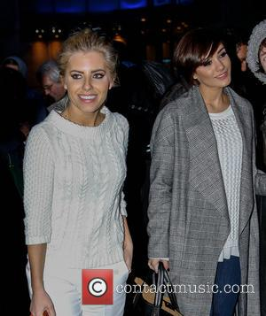 The Saturdays, Mollie King and Frankie Sandford