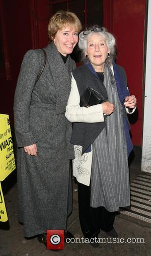 Emma Thompson and Phyllida Law