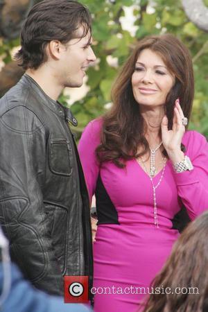 Lisa Vanderpump and Gleb Savchenko