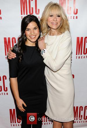 America Ferrera and Judith Light