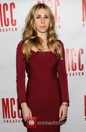 Zosia Mamet - Miscast 2013 at Hammerstein Ballroom - Arrivals - New York City, NY, United States - Monday 4th...