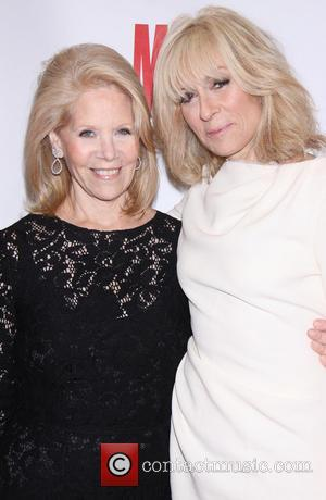 Daryl Roth and Judith Light
