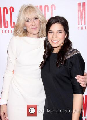 Judith Light and America Ferrera