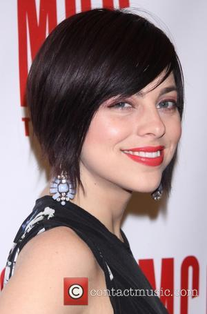Krysta Rodriguez - MCC Theater's Miscast Gala held at the Hammerstein Ballroom - Arrivals - New York, United States -...