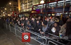 Rihanna and Fans