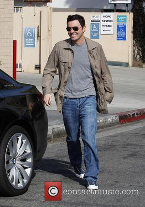Seth MacFarlane - Actor Seth MacFarlane and a friend leave...