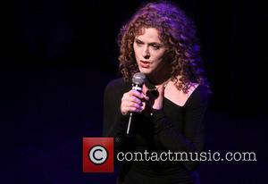 Bernadette Peters - The cast of Forbidden Broadway at the TDF Gala honoring Philip J. Smith held at the Edison...