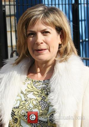 Penny Smith - Celebrities at the ITV studios - London, United Kingdom - Tuesday 5th March 2013