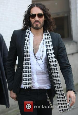 Russell Brand - Celebs at ITV