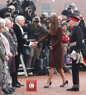Duchess Of Cambridge Almost Lets Slip Baby Secret
