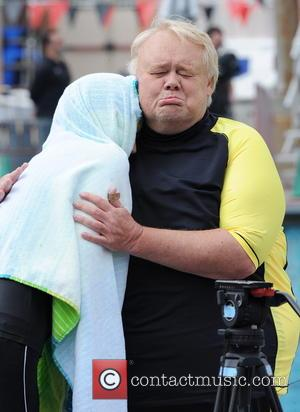 Louie Anderson - Celebrities train on diving board for new upcoming  ABC reality show 'Splash' - Los Angeles, CA,...