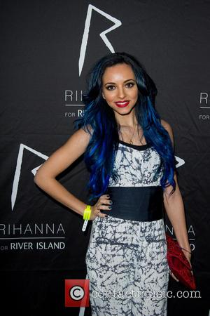 Jade Thirlwall (Little Mix) - The exclusive after party of the launch of the Rihanna for River Island collection at...