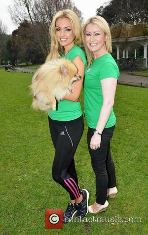 Rosanna Davison, Ted and Andrea Hayes