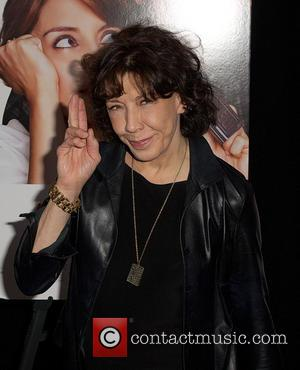 Lily Tomlin - Admission' premiere at AMC Loews Lincoln Square 13 - Arrivals - New York City, United States -...