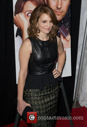 Tina Fey - Admission' premiere at AMC Loews Lincoln Square 13 - Arrivals - New York City, United States -...