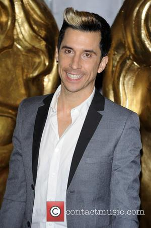 Russell Kane - The British Academy Games Awards held at the London Hilton - London, United Kingdom - Tuesday 5th...