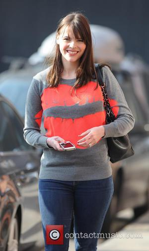 Kate Ford - Kate Ford leaving the Coronation Street set at Granada studios - Manchester, United Kingdom - Tuesday 5th...