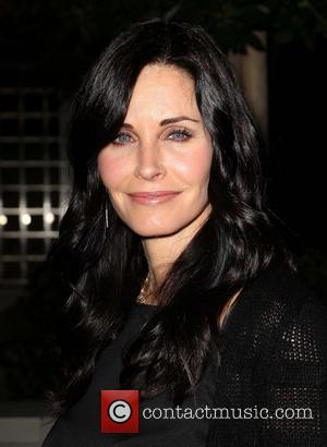 Courteney Cox, Evening and Environmental Excellence
