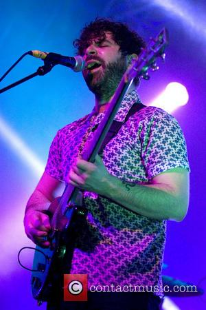Yannis Philippakis - The Foals performing live in concert at Barrowlands - Glasgow, Scotland, United Kingdom - Tuesday 5th March...
