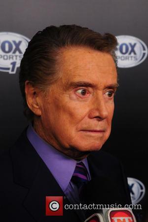 Regis Philbin - Fox Sports Upfront Party held at Roseland Ballroom - New York City, New York, United States -...