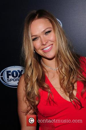 Ronda Rousey - Fox Sports Upfront Party held at Roseland Ballroom - New York City, New York, United States -...