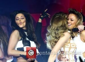 Cheryl Cole, Nicola Roberts and Kimberley Walsh