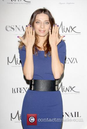 Angela Sarafyan - Minx's Newest Nail Line Launch Event - Los Angeles, California, United States - Tuesday 5th March 2013