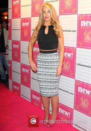 Josie Gibson - new! Magazine - 10th birthday party held at Gilgamesh - London, United Kingdom - Tuesday 5th March...